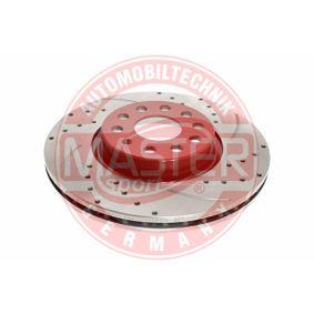 MASTER-SPORT Disc frana JZW615301H pentru VW, AUDI, SKODA, SEAT cumpără
