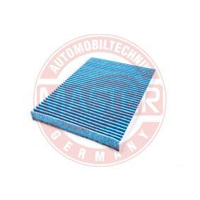 MASTER-SPORT Filter, Innenraumluft 1HO091800 für VW, AUDI, SKODA, SEAT, CUPRA bestellen