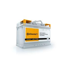 Continental VW TOURAN Batterie (2800012001280)