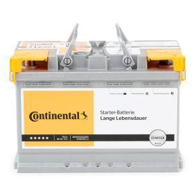 8K0915105H für VW, OPEL, BMW, AUDI, FORD, Starterbatterie Continental (2800012023280) Online-Shop