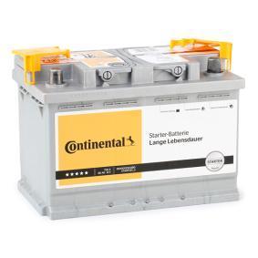 Continental Starterbatterie 2800012023280