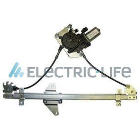 ELECTRIC LIFE Mecanismo de elevalunas ZR DN110 L