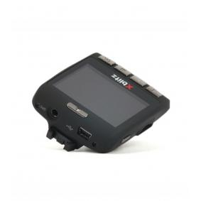 XBLITZ Dashcams BLACK BIRD 2.0 GPS in de aanbieding