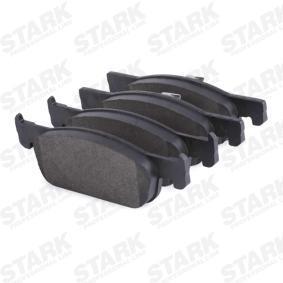 STARK Bremsbelagsatz, Scheibenbremse (SKBP-0011743) niedriger Preis