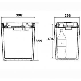 9600000486 Auto Kühlschrank von WAECO Qualitäts Ersatzteile