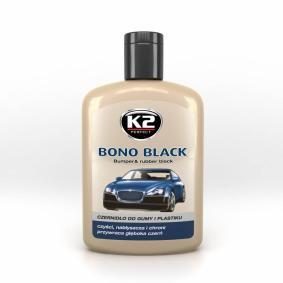 K2 K030 Producto para lustrar materiales de goma para auto