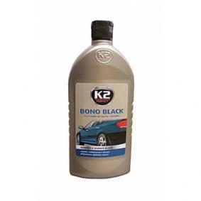 K2 K035 Producto para lustrar materiales de goma para auto