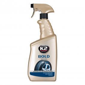 K2 Producto de limpieza para neumáticos K157M