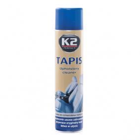 Поръчайте K206 Препарат за почистване на текстил / килим от K2