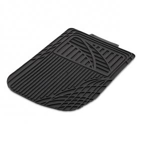 AH007PC Floor mat set for vehicles