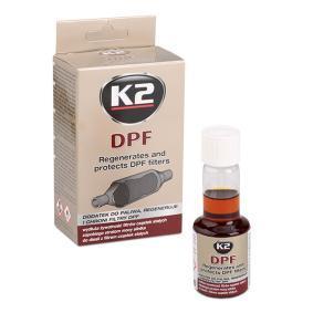 Адитив, регенерация на филтър за сажди/твърди частици (T316) от K2 купете