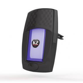 Luchtverfrisser voor auto van K2: voordelig geprijsd