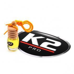Luchtverfrisser voor autos van K2: online bestellen