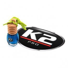 Αποσμητικό χώρου για αυτοκίνητα της K2: παραγγείλτε ηλεκτρονικά