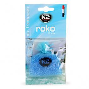 Luftrenare för bilar från K2: beställ online