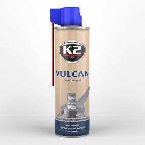 K2 W115 Aceite penetrante para auto