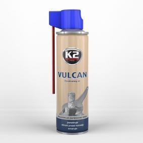 K2 W117 Aceite penetrante para auto