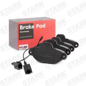 PANDA (169) STARK Bearing, manual transmission SKBP-0011809