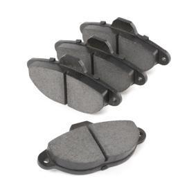 RIDEX Brake pads 402B1213