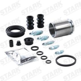 STARK SKRK-0730096 Reparatursatz, Bremssattel OEM - 1J0615424 AUDI, SEAT, SKODA, VW, VAG, TEXTAR, FRIESEN, TRW, METELLI, MAPCO, A.B.S., BRINK, FENOX, DIEDERICHS, OEMparts günstig