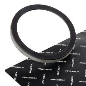 TWINGO II (CN0_) RIDEX ABS Ring 2254S0027
