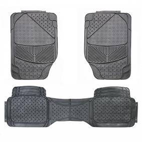 CR101C Floor mat set for vehicles