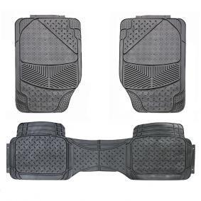 CR101C Floor mat set for vehicles