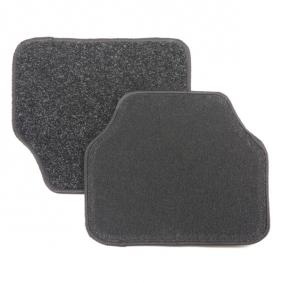 9900-2 Floor mat set for vehicles