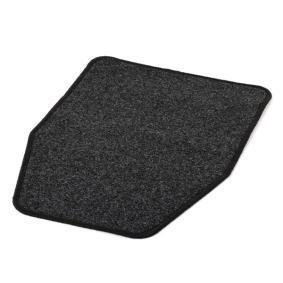 9900-4 Floor mat set for vehicles