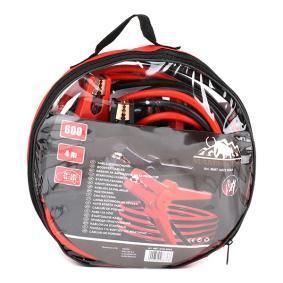Autós A022 604A Akkumulátor töltő (bika) kábelek