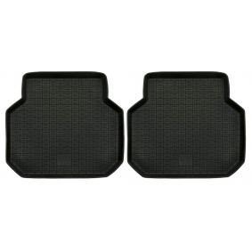 Zestaw dywaników podłogowych do samochodów marki POLGUM - w niskiej cenie