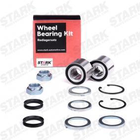 MICRA III (K12) STARK Buje de rueda SKWB-0181033