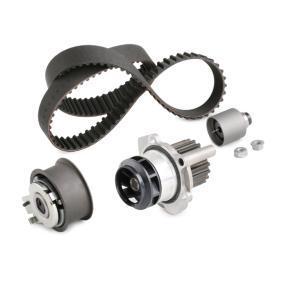 RIDEX 3096W0002 Wasserpumpe + Zahnriemensatz OEM - XM216268BA FORD, VW, VAG, FORD USA günstig