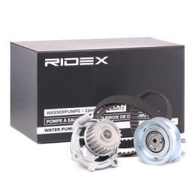 06B121011N für VW, AUDI, SKODA, SEAT, ALFA ROMEO, Wasserpumpe + Zahnriemensatz RIDEX (3096W0010) Online-Shop