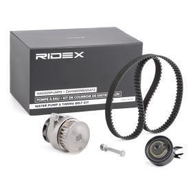 030121005N für VW, AUDI, SKODA, SEAT, PORSCHE, Wasserpumpe + Zahnriemensatz RIDEX (3096W0042) Online-Shop