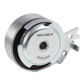 RIDEX Wasserpumpe + Zahnriemensatz 3096W0051