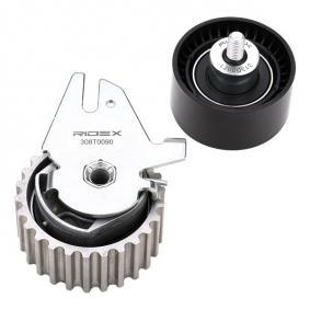 RIDEX Wasserpumpe + Zahnriemensatz (3096W0115) niedriger Preis