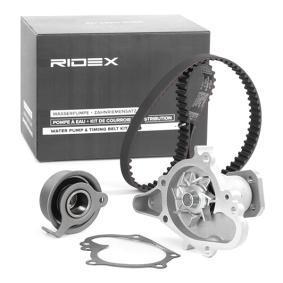 Picanto (SA) RIDEX Bomba de agua + kit de distribución 3096W0148