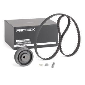 051198119 für VW, AUDI, SKODA, SEAT, Zahnriemensatz RIDEX (307T0003) Online-Shop