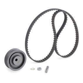 RIDEX 307T0003 Zahnriemensatz OEM - 051198119 AUDI, SEAT, SKODA, VW, VAG, DT Spare Parts günstig