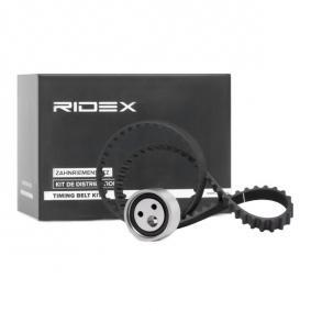 7701472644 für RENAULT, SANTANA, RENAULT TRUCKS, Zahnriemensatz RIDEX (307T0037) Online-Shop