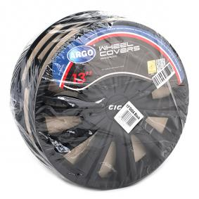 13 GIGA BLACK ARGO Wheel covers cheaply online
