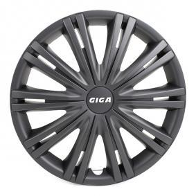 ARGO Wheel covers 13 GIGA BLACK