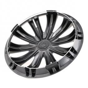 ARGO 13 GIGA BLACK Wheel covers