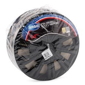 14 GIGA BLACK ARGO Hjulkapsler billig på nettet