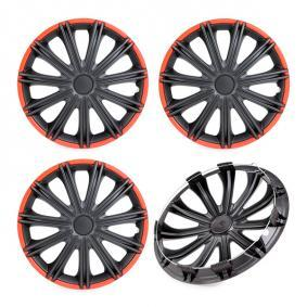 14 NERO R Wheel covers for vehicles