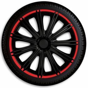 ARGO Proteções de roda 14 NERO R em oferta