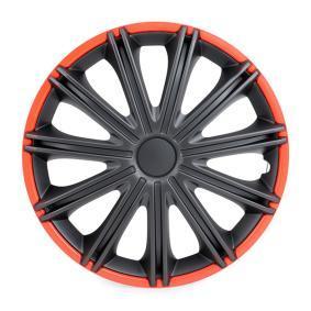 ARGO Proteções de roda 14 NERO R
