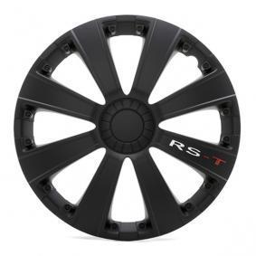 ARGO Copricerchi 14 RST BLACK in offerta