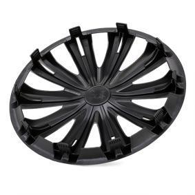 ARGO 15 GIGA BLACK Wheel covers